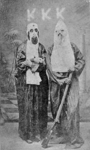 Members of First Generation Klan